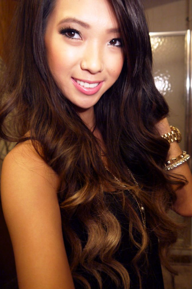 30 best hair images on pinterest hairdos hair color and hair dos i decided to do an update on my diy ombre when i got my new hair extensions i was close to convincing myself to go back to a solid dark hai solutioingenieria Image collections