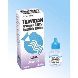 Travatan (travoprost) is a new medication used for the glaucoma treatment, Travatan lowers intraocular pressure by increasing the outflow of aqueous humor.It is used for the reduction of elevated intraocular pressure in open-angle glaucoma and increased intraocular pressure.
