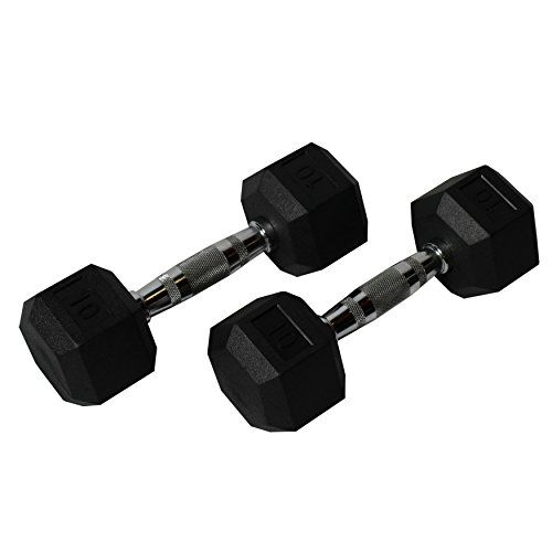 special offers fitness republic hex dumbbells 10 lbs set hand weights review
