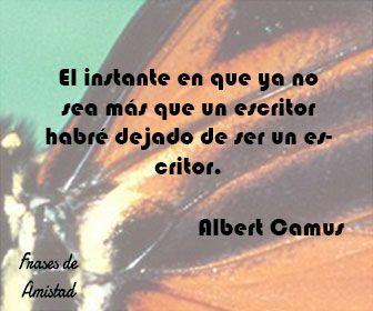 Frases de amor de albert camus de Albert Camus