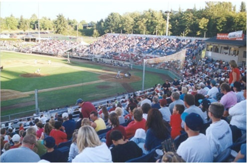 baseball games memorial day weekend