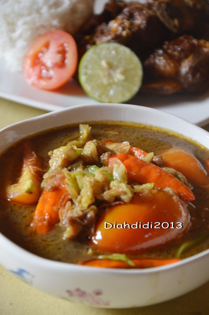 Diah Didi's Kitchen: Tongseng Iga Bakar...