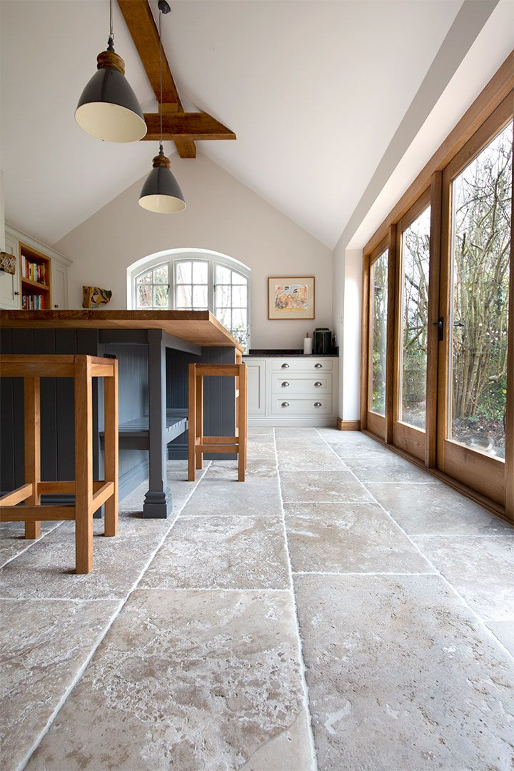 Bordeaux Aged Chateau French Limestone Tiles In 2020 Stone Tile Flooring Stone Kitchen Floor Stone Flooring
