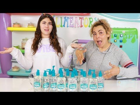 Don T Choose The Wrong Hand Sanitizer For Slime Slimeatory 487