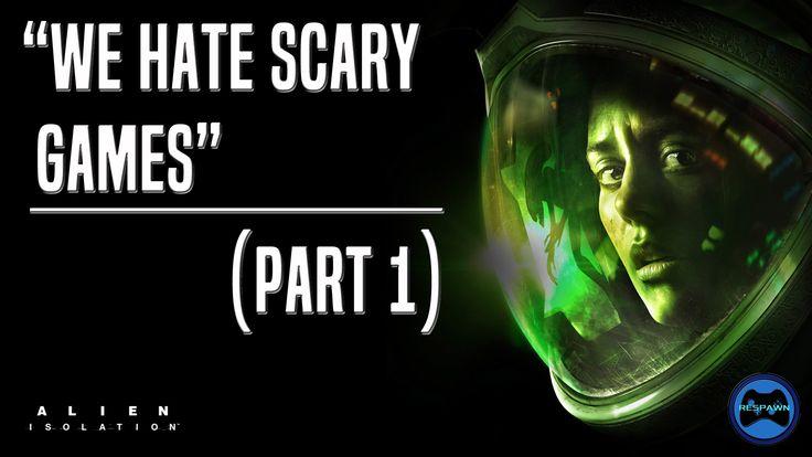 New video! Drunk gaming - Alien Isolation - https://www.youtube.com/watch?v=gIoLOAaz5Wc