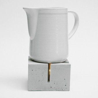 betonWare stövchen t_licht | selekkt.com