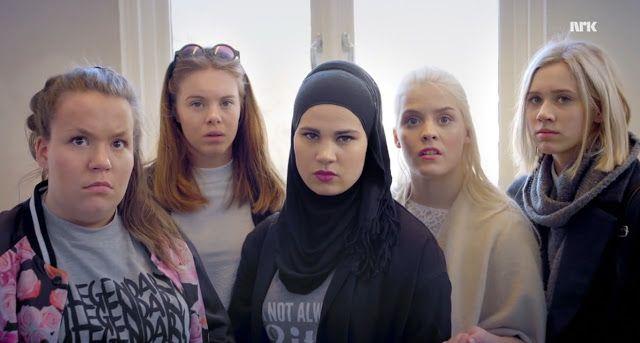 Модный взгляд на сериал Skam/Стыд - Bezdushna Fashion: Модные записки от аматора