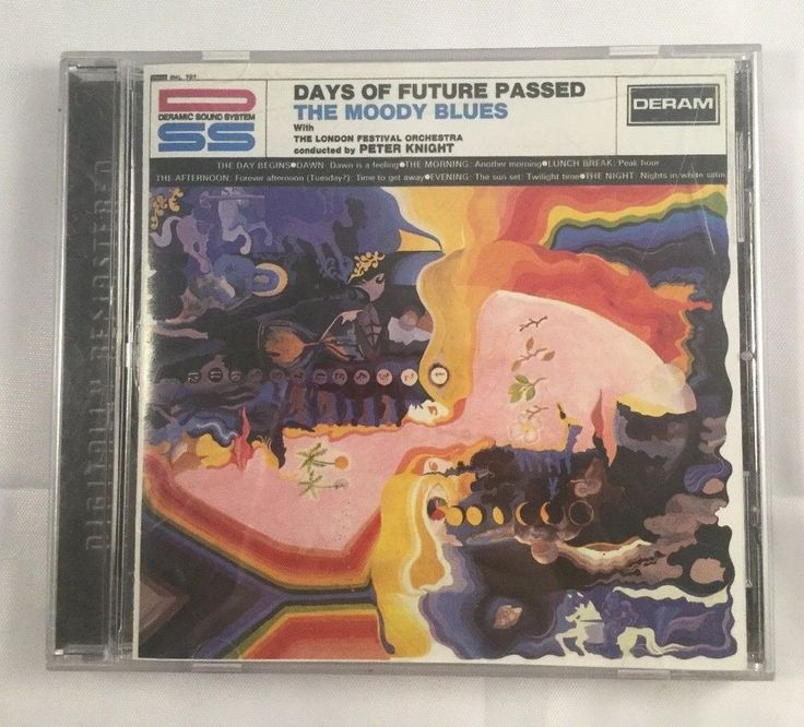 The Moody Blues - Days of Future Passed [remastered] #ProgressiveArtRock