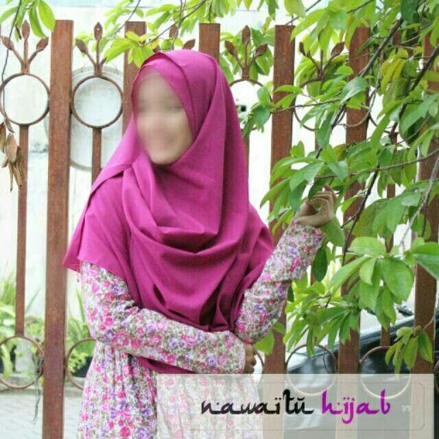 Saya menjual Hijab Atusa instan adem dan nyaman seharga Rp55.000. Dapatkan produk ini hanya di Shopee! https://shopee.co.id/nawaituhijabku/192801994 #ShopeeID