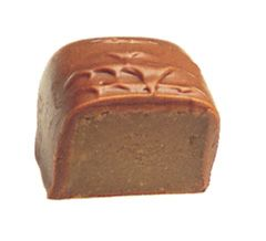My all-time favorite See's candy: The Butterscotch Square. It's basically pure brown sugar on the inside. I want one so badly right now.