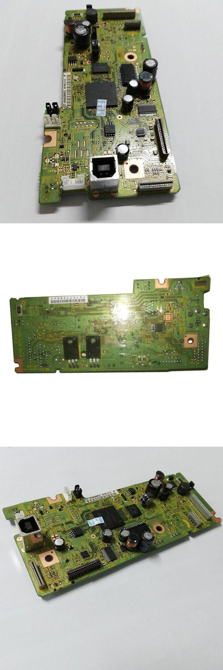 [Visit to Buy] Original Main board Mother board For Epson L365 L385 printer #Advertisement