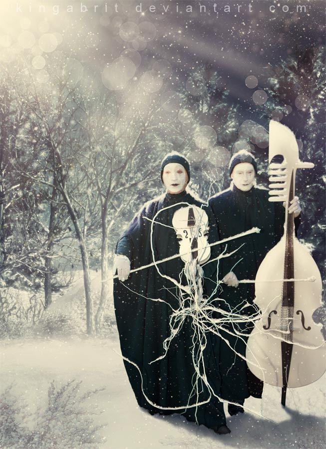 My Frozen Songs by KingaBritschgi