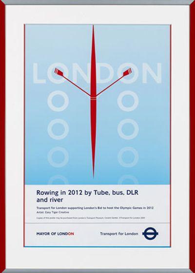 Rowing London 2012