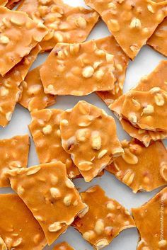 Peanut Brittle Recipe | shewearsmanyhats.com