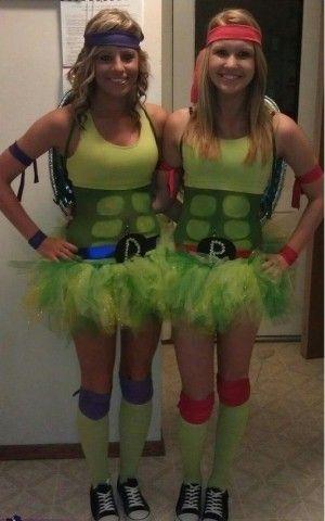 tortugas disfraz