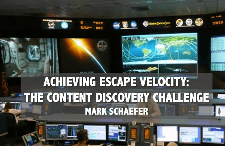 Achieving escape velocity: The content discovery challenge