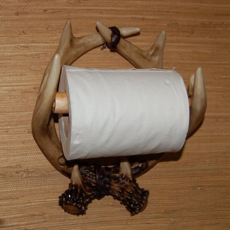 What to do with all the antlers you have lying around the house.