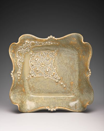 Carolyn Carroll   Piedmont Craftsmen I like the subtlety. its gorgeous but not overdone.
