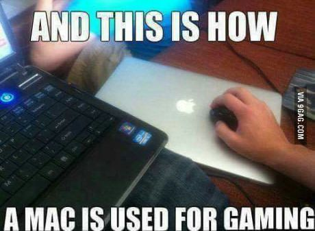 Mac and gaming!!!