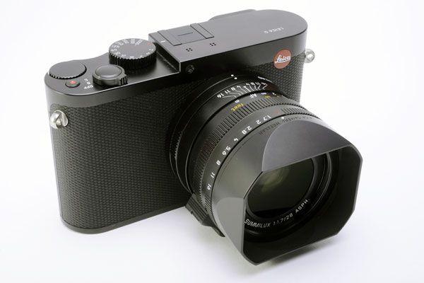 LEICA ライカ Q (Typ116) ブラック 元箱、付属品一式(中古新同品) - ライカ・ハッセルブラッド 海外製中古カメラ通販【STEREO CAMERA】ステレオカメラ
