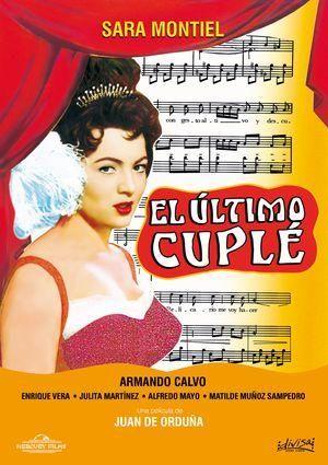 El último cuplé (1957) España. Juan de Orduña. Drama. Musical - DVD CINE 1401