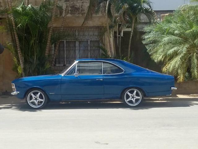 Opala 79 azul 4cc 5 macha lindo - 1975