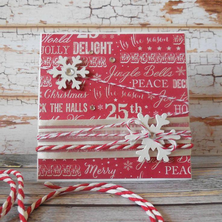 First Edition - Christmas Wishes -  trochu nazdobenější