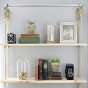The Homemade Shelves You Need In Your Home