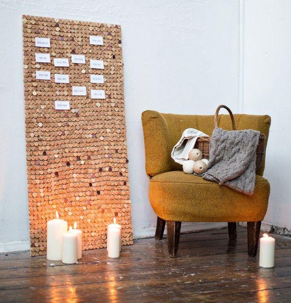 Seating plan DIY Dama Blanca #diy #boda