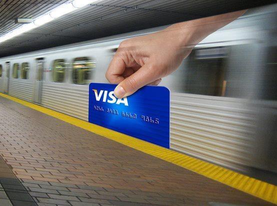 """Visa Electron: la carta che può essere """"strisciata"""" ovunque!"""