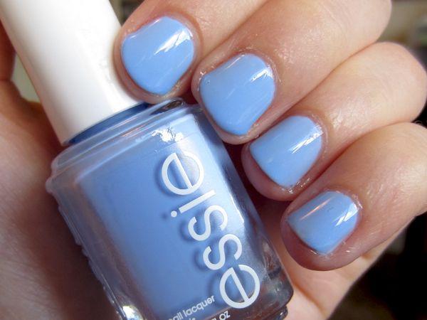 Essie: Bikini So TeenyBaby Blue, Essie Nails, Essie Bikinis, Nail Polish, Bridesmaid Dresses, Nailpolish, Nails Polish, Summer Colors, Feelings Blue
