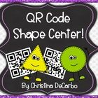 Included in this download are 12 QR Code task cards for students to practice identifying 2-D shapes.  Using QR Codes in the classroom allows studen... Great for shape math centers