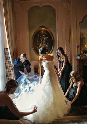 Vera Wang Esther - Bridal Gown - wedding dress