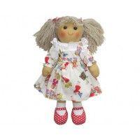 40cm Girls At Play Rag Doll  £11.98