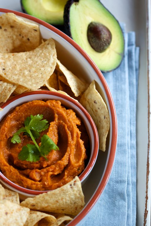 Sweet Potato Guacamole