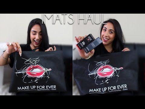 IMATS Haul Part2: MakeupForever Ultra HD Line, Starlit Powder & MORE! – YouTube
