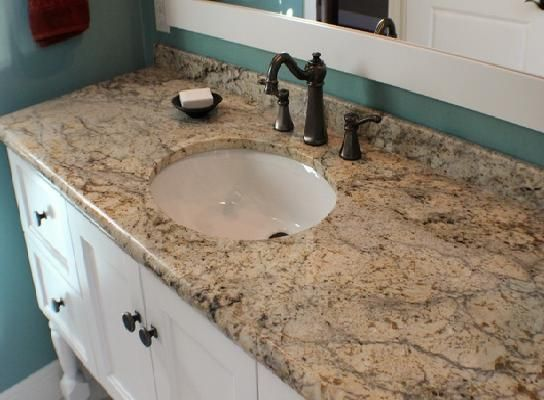 the prices of the two types of granite countertop of course are not the