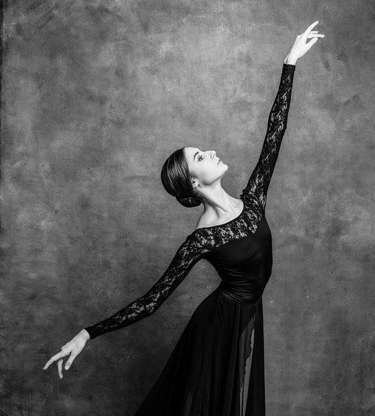 Tatyana Osipova  Moscow Bolshoi Ballet Academy Photographer Alisa Aslanova