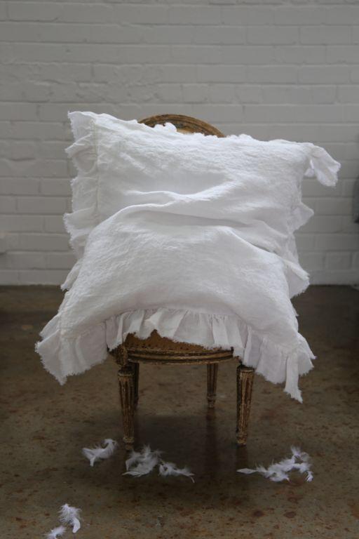 HMCo Kristine Euro pillowcase in Ayrton