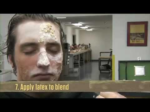 The Walking Dead Zombie make-up tips! Best tutorial yet.
