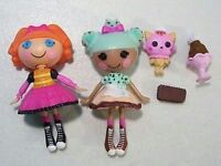Scoops Serves Icecream  playset with Bee Spells-a-lot doll same as the Bee doll from the School Bus playset