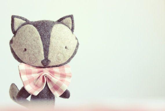 Custom Fox plush | Stuffed Fox MinisByVane