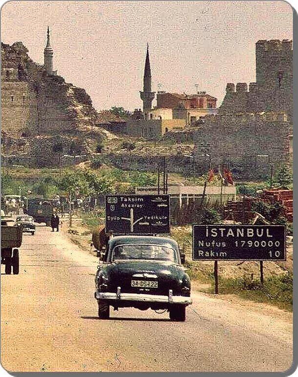 Topkapı - 1960'lar