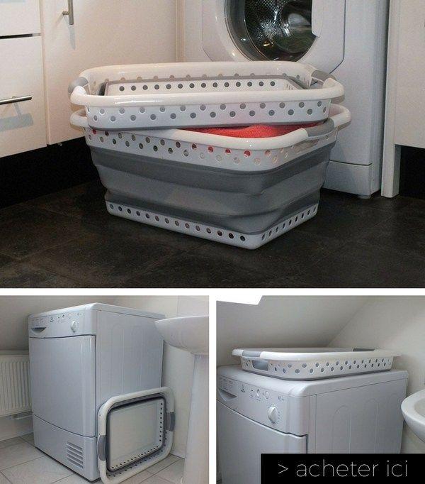 panier linge pliable le top8 gain de place pour la. Black Bedroom Furniture Sets. Home Design Ideas