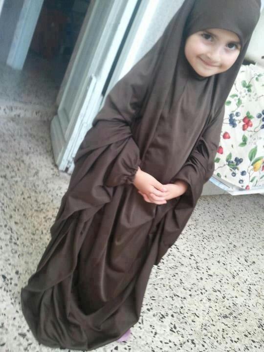 muslima.....thtx cute