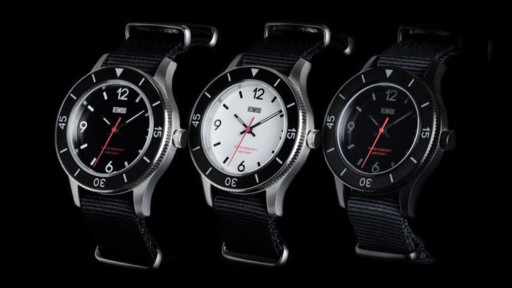 ** REDWOOD TACTICAL WATCHES ** Redwood created its first watch in 2015. Their watches are inspired by the great outdoors and are meant to be reliable daily wear watches that can han...