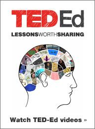 TEDEd Lessons. Incredible resource for your classroom!