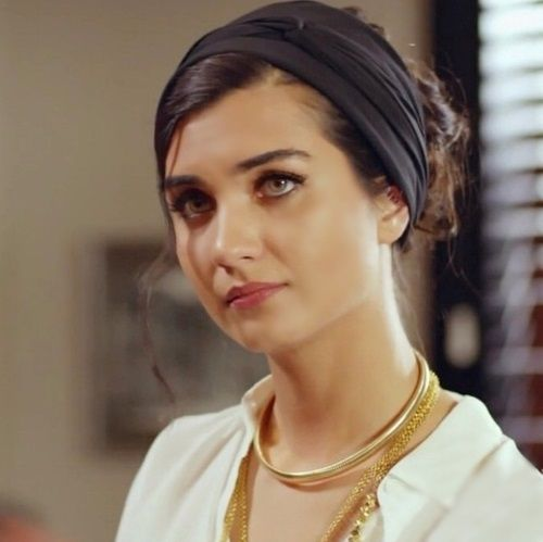 Turkish actress Tuba Büyüküstün