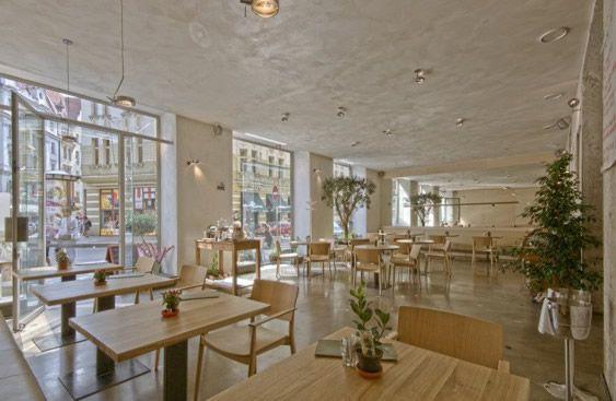 Mistral CAFE Prague