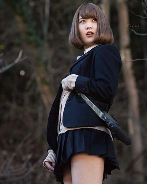 "WEBSTA @ blueswallowtail - Are you sure? "" TANGO Down club "" High-school girl  #japon #japan #tokyo #pewpew #sniperrifle #pewpewlife  #308win #remington  #sharpshooter #remington700 #M40 #762nato  #308 #m700 #m40a5  #surefire  #sniper #gungirl #jk #highschool  #highschoolfriends #highschoolgirls  #schoollife #tactical #tacticallife #tacticalgear"